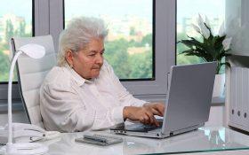 laptop dla seniora
